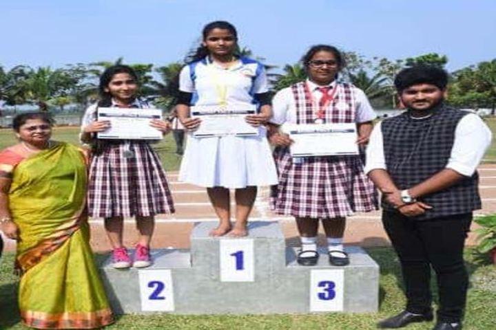 Navdeep Public School-Sports Winners