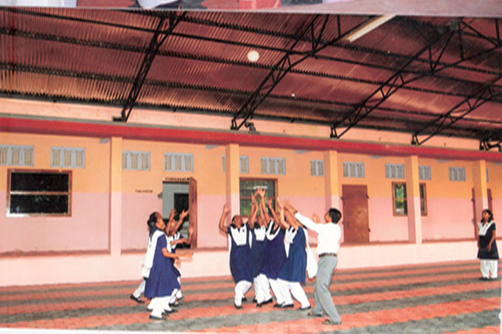 Nehru Memorial Model School-Games