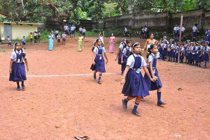 Nehru Memorial Public School-Annual Sports