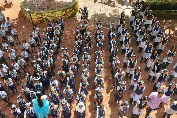 Nehru Memorial Public School-Assembly