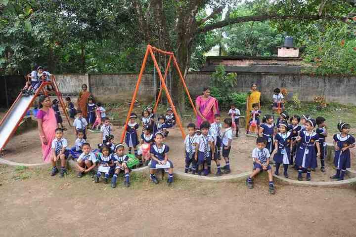 Nehru Memorial Public School-K G Park