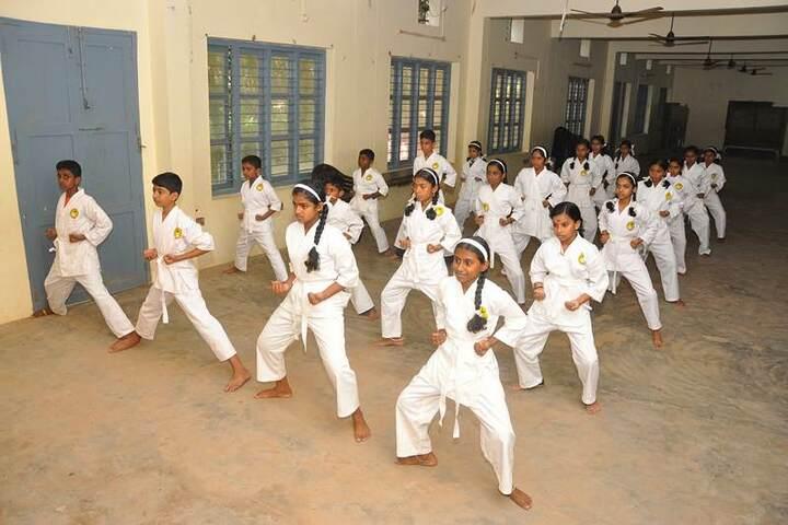 Nehru Memorial Public School-Martial Arts