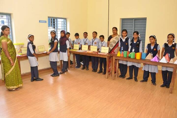 Nehru Memorial Public School-Maths Lab