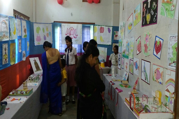 Nabaroon Public School- Art and Craft