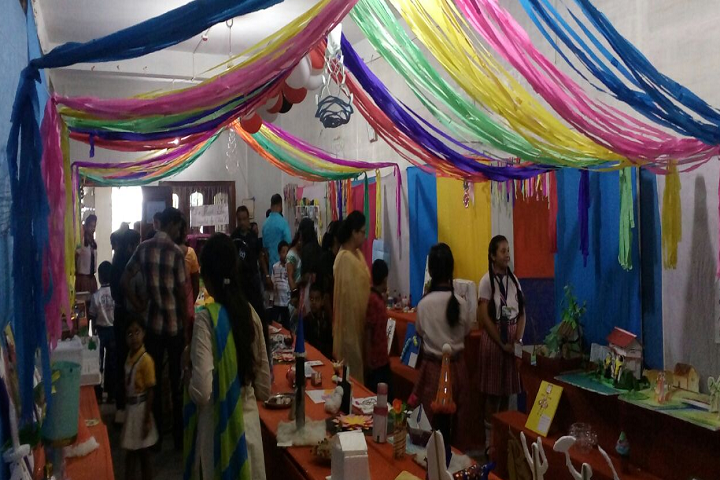 Nabaroon Public School- Exhibition
