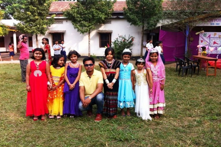 Nabaroon Public School- Fancy Dress Competition