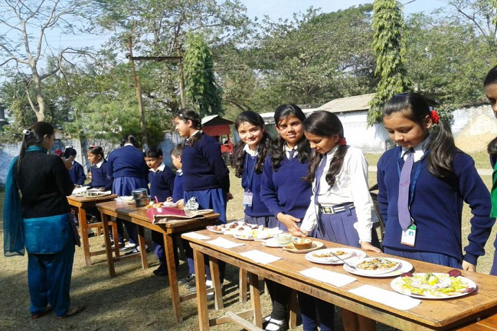 Nabaroon Public School- Food Feast