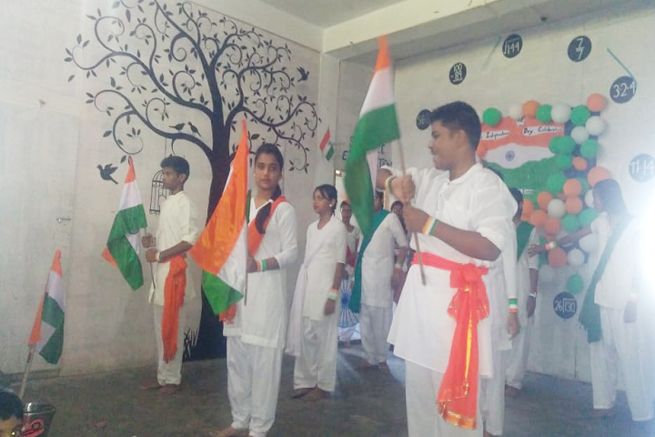 Nabaroon Public School- Independence Day