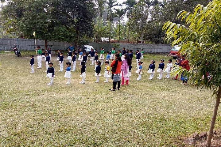 Nabaroon Public School- Sports