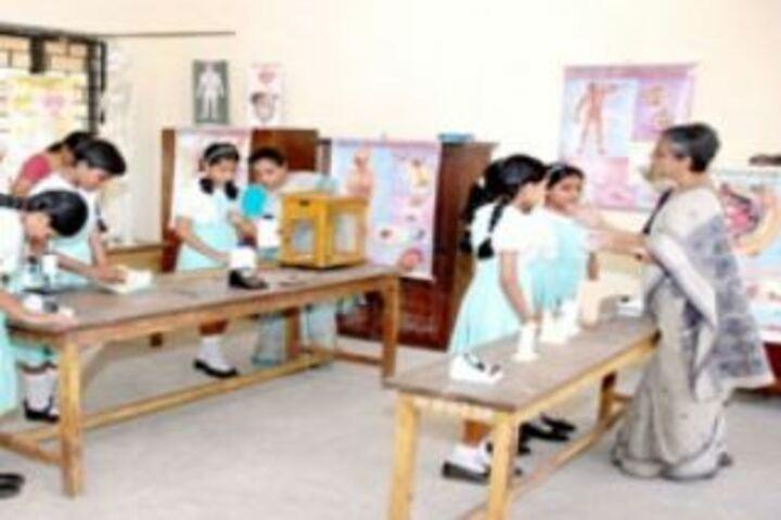 Nicholson Syrian Central School-Biology Lab