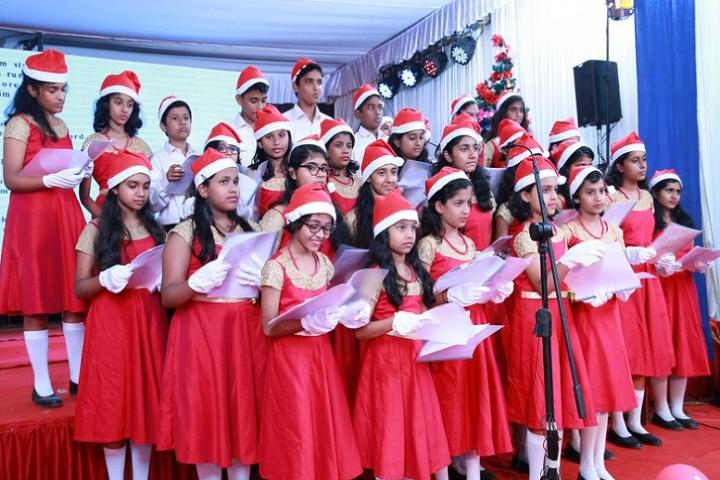 Nicholson Syrian Central School-Christmas celebration-1