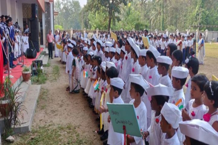 Oonianthala Eapen Memorial Public School-Childrens Day Celebration