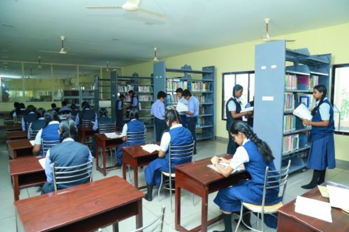 Oonianthala Eapen Memorial Public School-Library