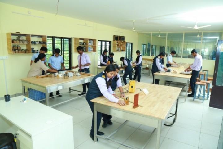 Oonianthala Eapen Memorial Public School-Physics Lab