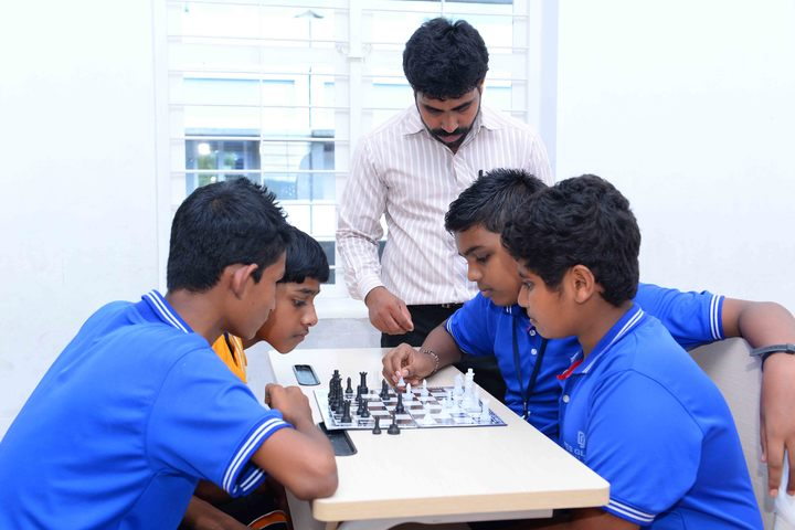 Parakkottil English Medium School Malappuram-Chess
