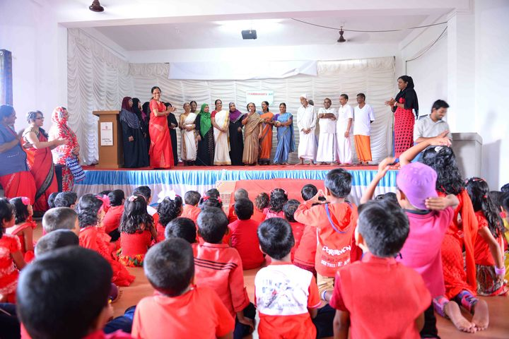 Parakkottil English Medium School Malappuram-Grand Parents Day