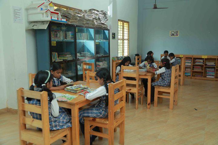 Parakkottil English Medium School Malappuram-Library