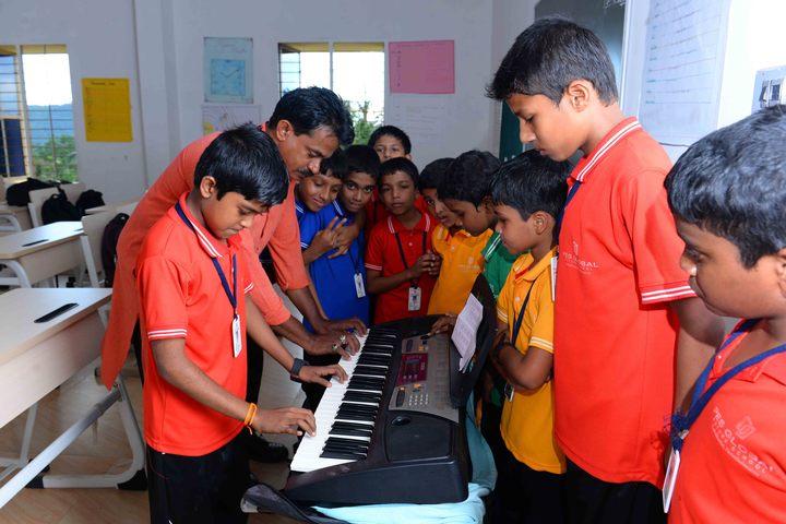Parakkottil English Medium School Malappuram-Music