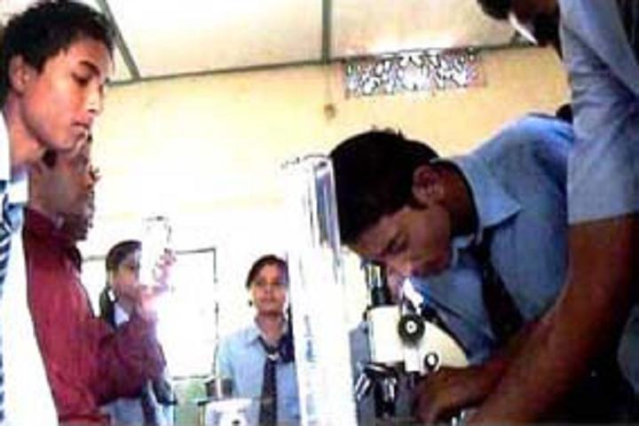 Noonmati Public School-Laboratory