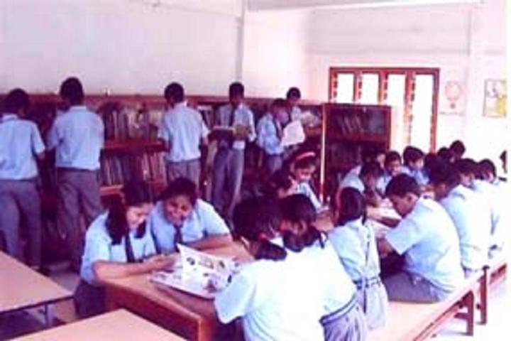 Noonmati Public School-Library