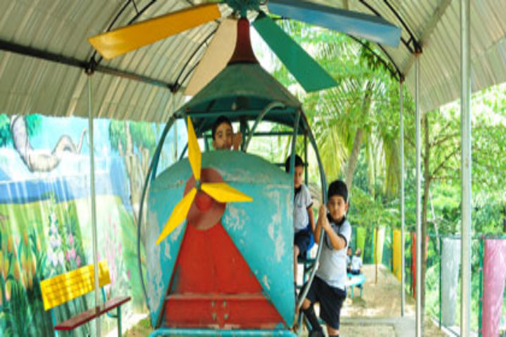 Peace International School-Play Area