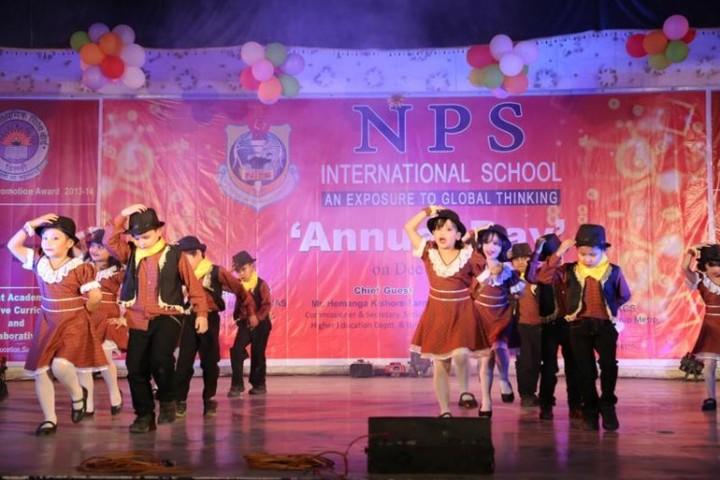 NPS international School- Annual Day