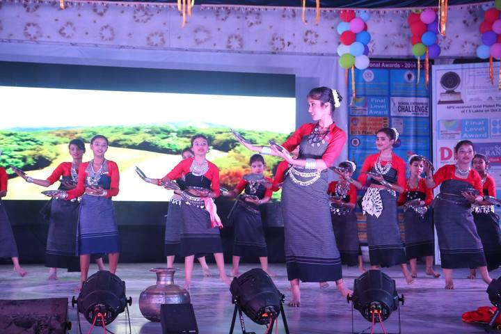 NPS international School- Dance