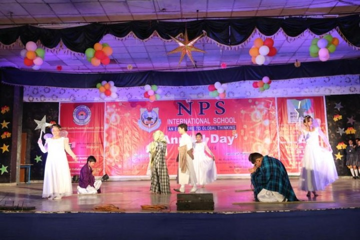 NPS international School- Skit