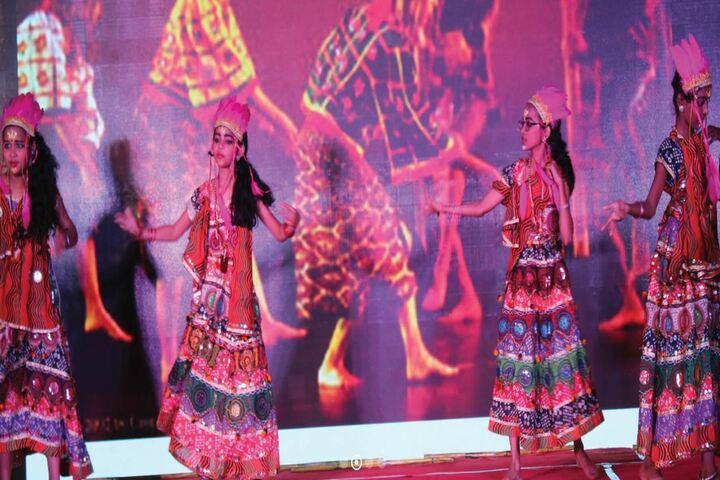 Prabhat Residential Public School-Dance