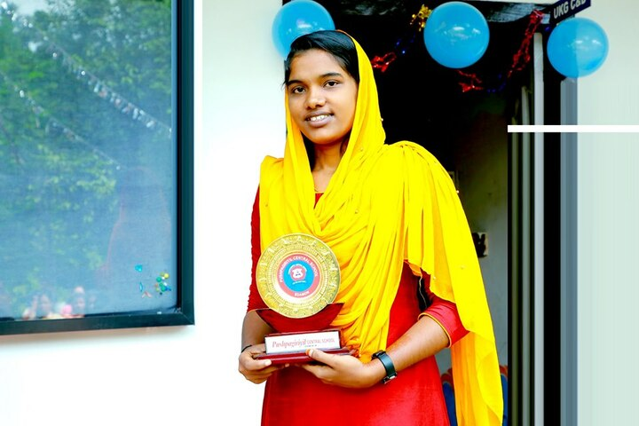 Pushpagiriyil Central School-Prize Winner