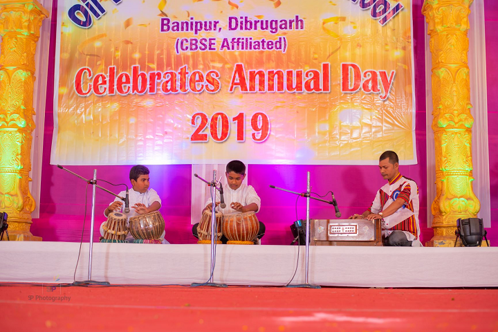 Oil Valley Girls and Boys School-Annual Day