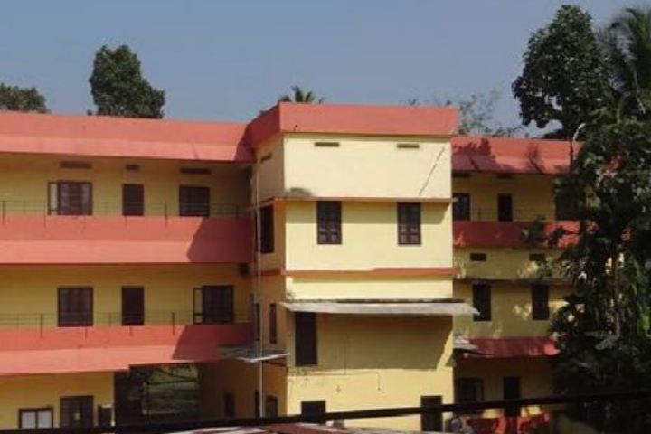 Raja Rajeswari Central School-Building