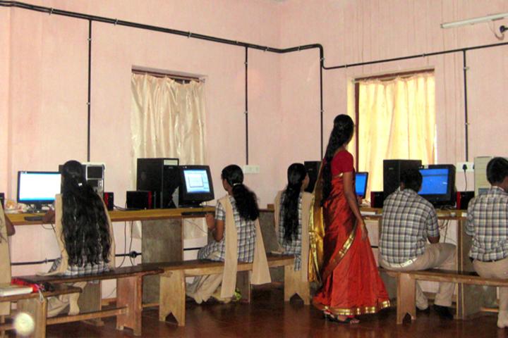 Raja Rajeswari Central School-Computer Lab