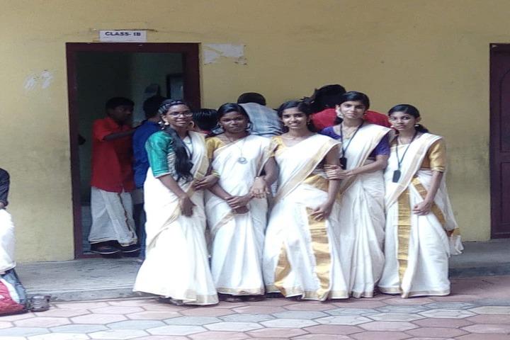 Raja Rajeswari Central School-Fancy Dress