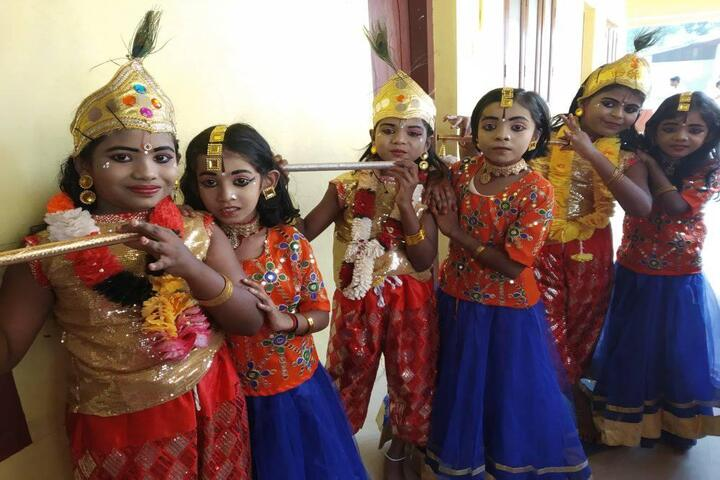 Raja Rajeswari Central School-Festivals