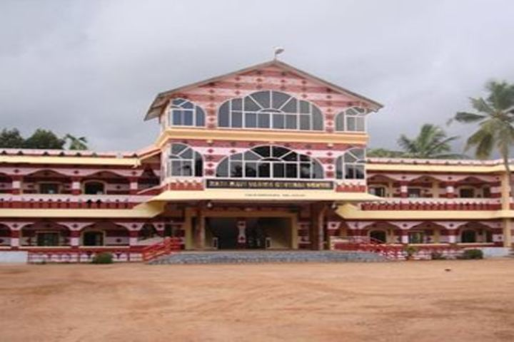 Raja Ravi Varma Central School-Building