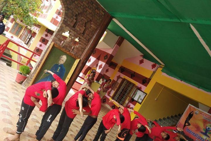 Raja Ravi Varma Central School-Exercises