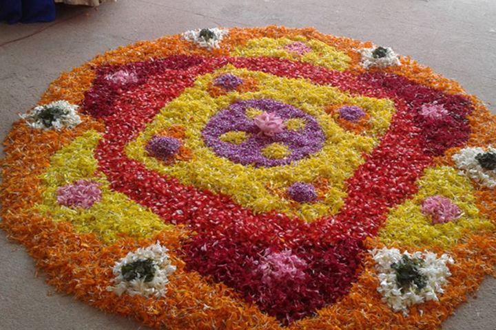 Raja Ravi Varma Central School-Onam