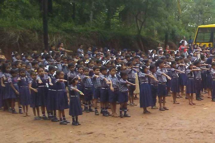 Rajas Memorial English Medium School-Assembly