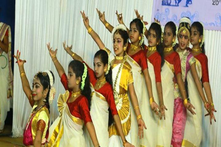 Rajas Memorial English Medium School-Dancing