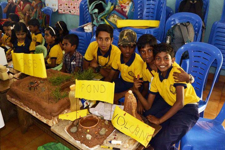 Rajas Memorial English Medium School-Experiment