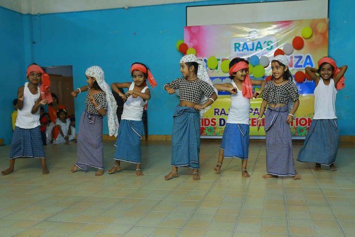 Rajas Memorial English Medium School-Fancy Dress