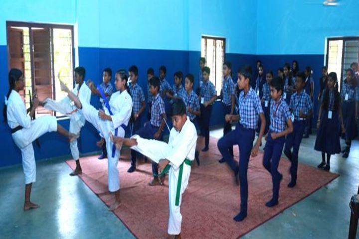 Rajas Memorial English Medium School-Karat