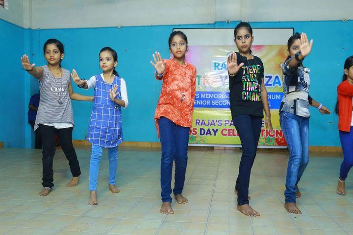 Rajas Memorial English Medium School-Dance