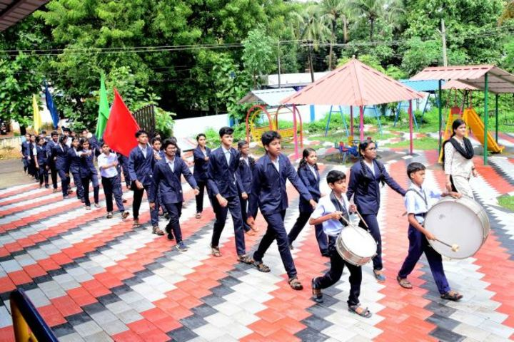 Rajas Memorial English Medium School-March First