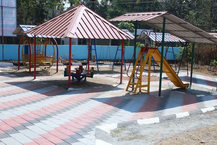 Rajas Memorial English Medium School-Playground