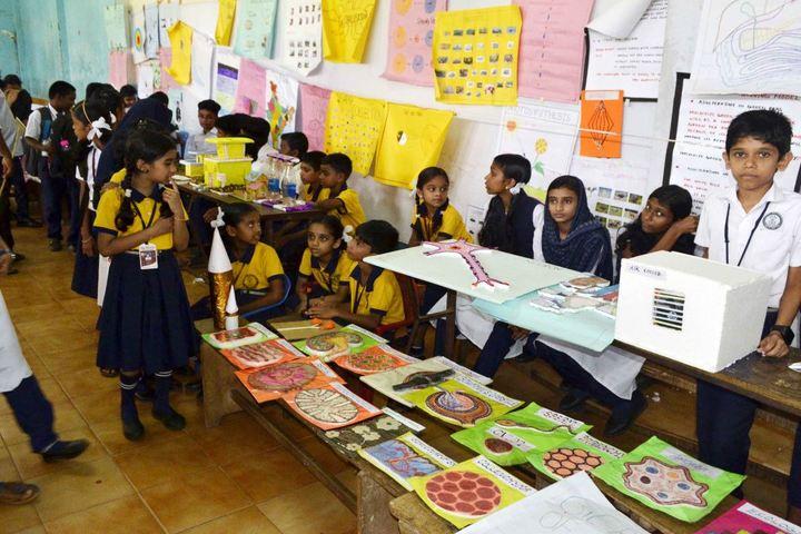 Rajas Memorial English Medium School-Science Exhibition