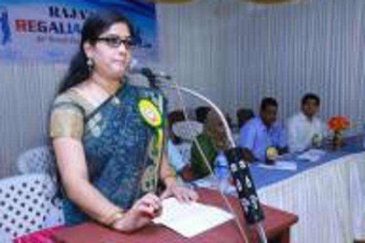 Rajas Memorial English Medium School-Speech