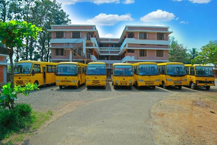 Rajashree S M Memorial School-Transport