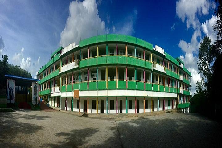 Rajiv Gandhi National School-Campus-View